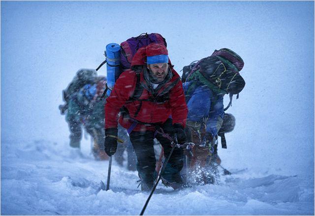 Evereste | Atores premiados enfrentam a fúria da montanha mais alta do planeta