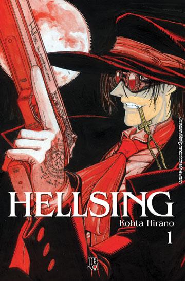 Hellsing   Mangá volta às bancas brasileiras como edição de colecionador