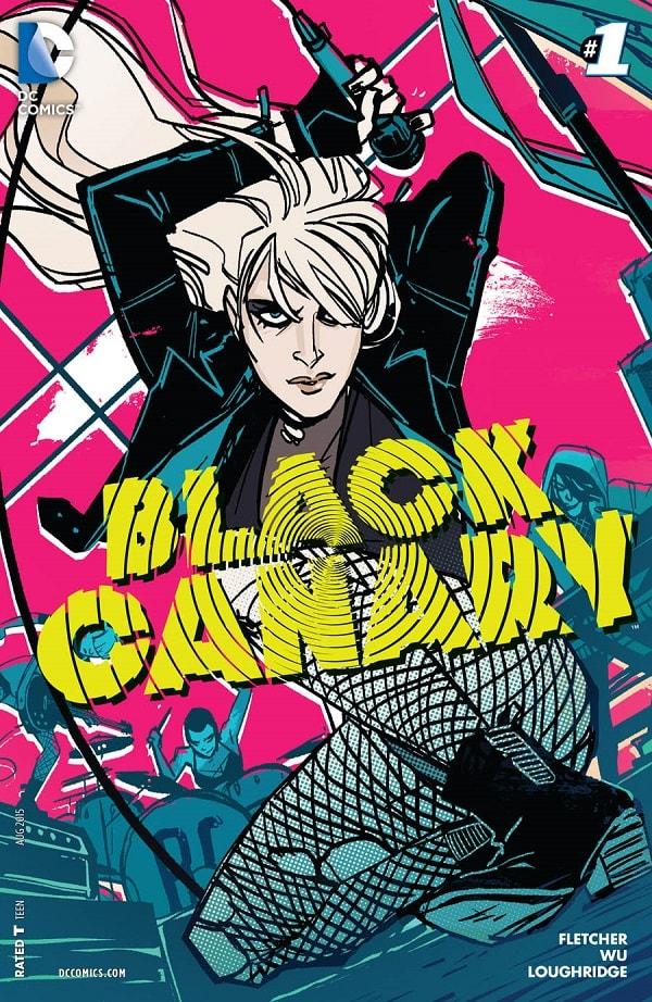 HQ do Dia   Black Canary #1