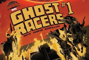HQ do Dia | Ghost Racers #1
