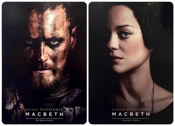 Macbeth   Confira o teaser trailer oficial com Michael Fassbender e Marion Cotillard