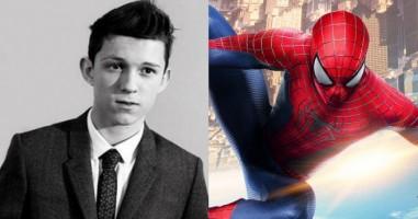 Marvel e Sony confirmam Tom Holland como novo Homem-Aranha