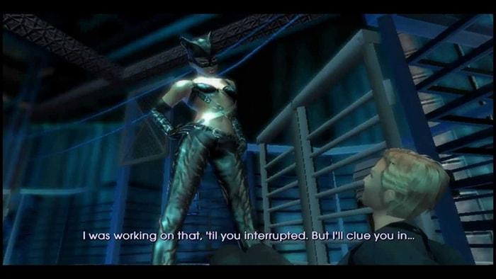 A busca pelo pior jogo do mundo  Catwoman (the Game) (2)