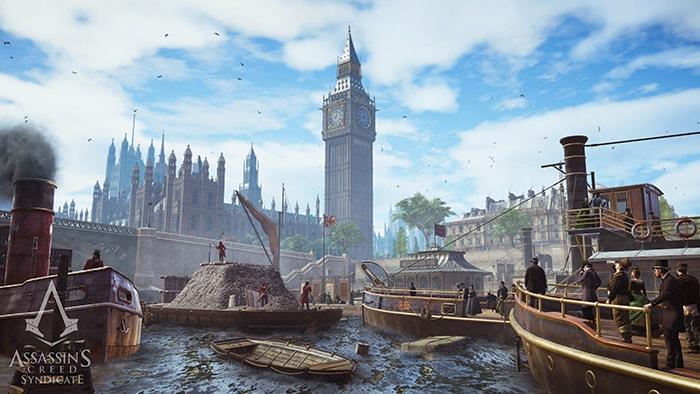 Assassin's Creed Syndicate  Vídeo com gameplay de 1h liberado (2)-min