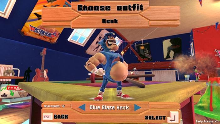 Game indie da semana  Action Henk (6)