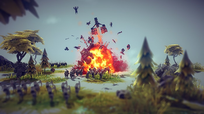 Game indie da semana  Besiege (5)