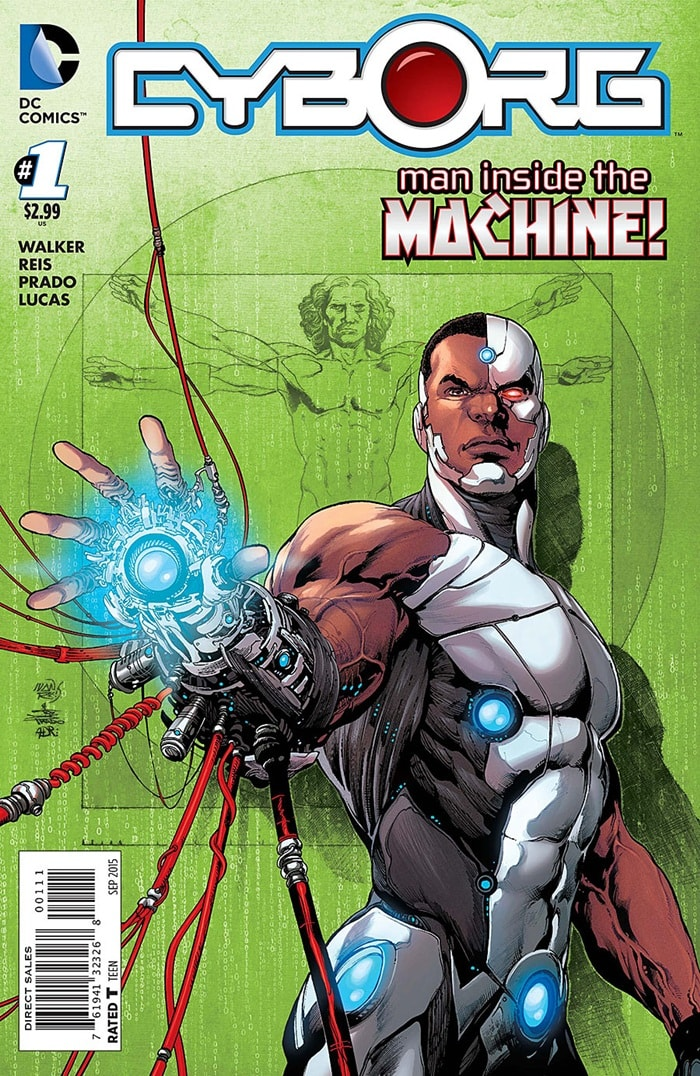 HQ do Dia Cyborg #1