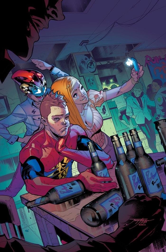 SDCC  Resumo de Painel - DC Comics Justice for All