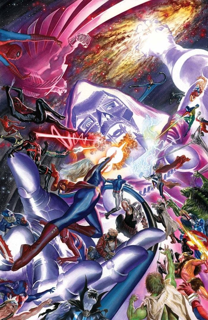 SDCC2015 - Marvel | Resumo do painel: Guerras Secretas