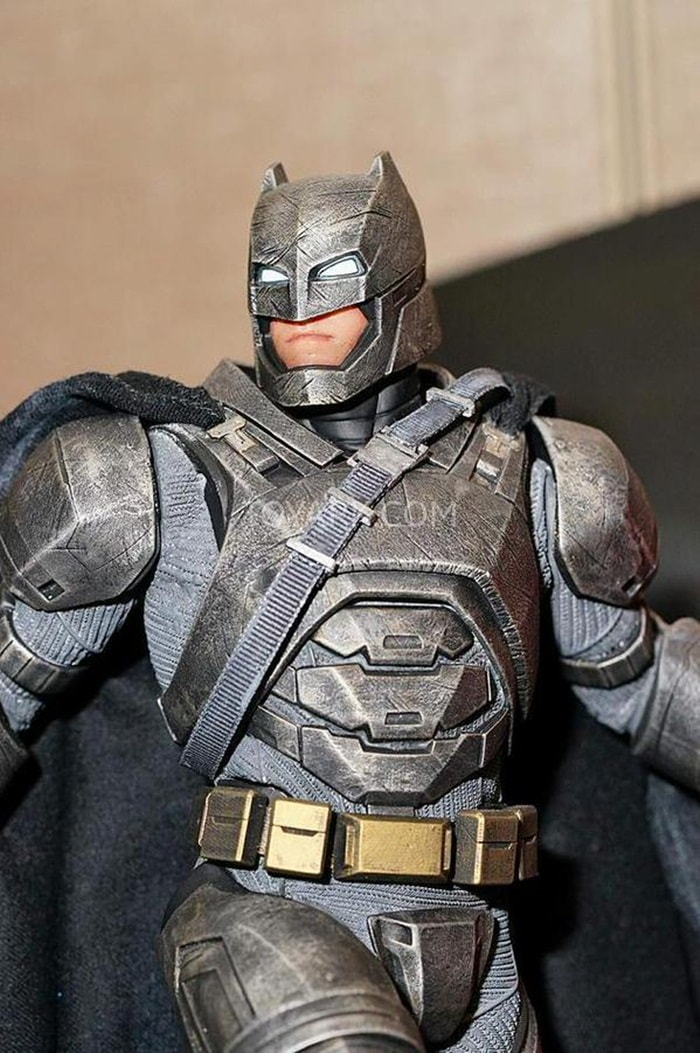 SDCC2015 - Batman Vs Superman -  A Origem Da Justiça  Confira fotos de tudo que está rolando 3