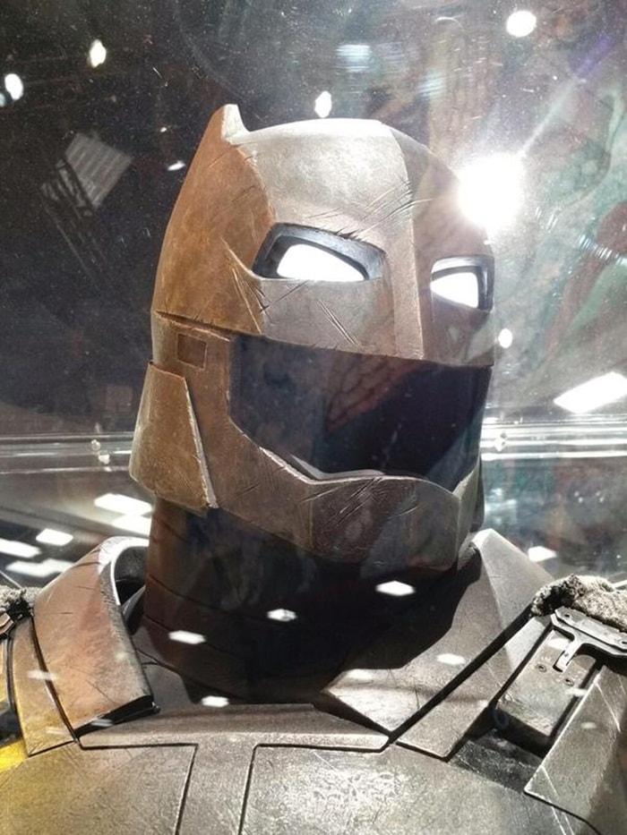 SDCC2015 - Batman Vs Superman -  A Origem Da Justiça  Confira fotos de tudo que está rolando 7