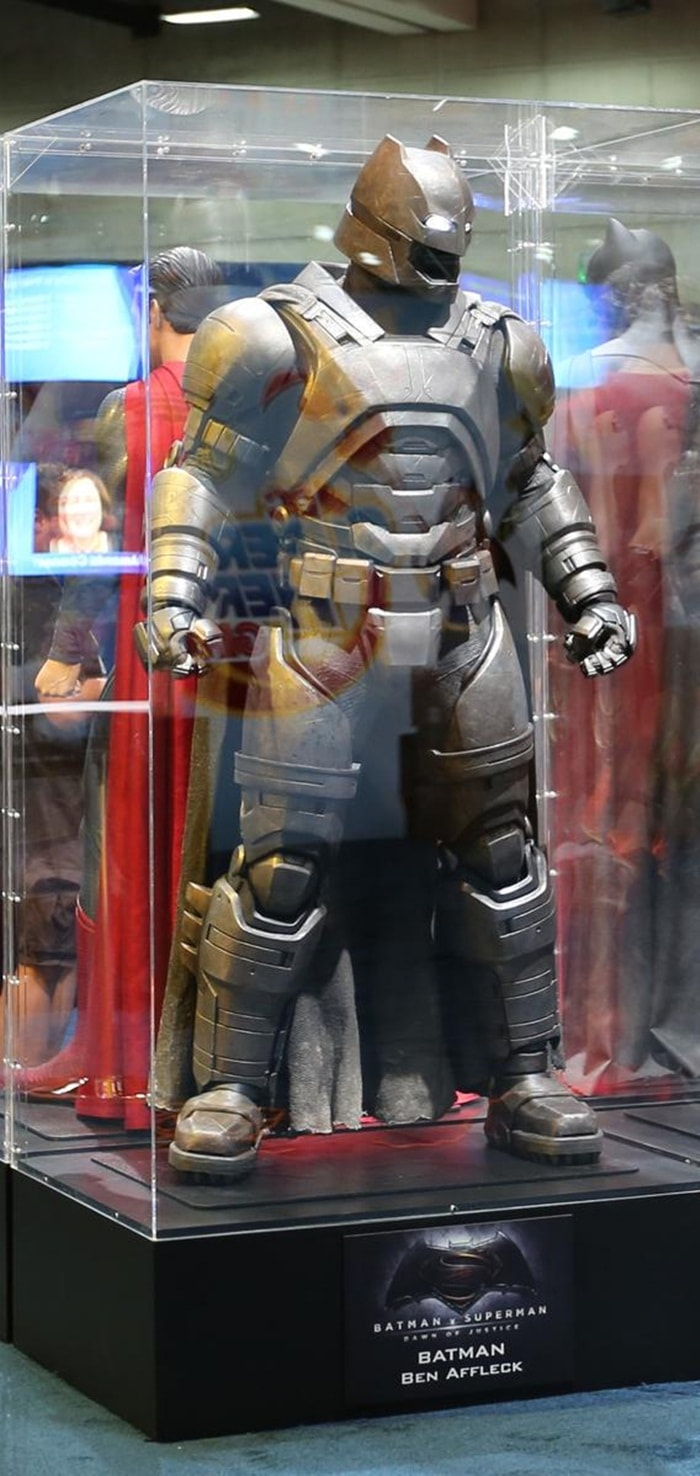 SDCC2015 - Batman Vs Superman -  A Origem Da Justiça  Confira fotos de tudo que está rolando 8