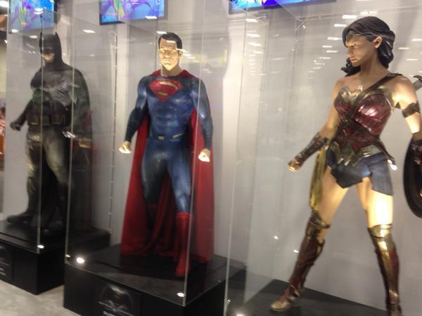 SDCC2015 - Batman Vs Superman - O Alvorecer Da Justiça  Confira fotos de tudo que está rolando 31-min
