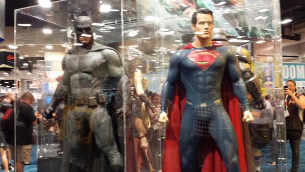 SDCC2015 - Batman Vs Superman - O Alvorecer Da Justiça  Confira fotos de tudo que está rolando 38-min