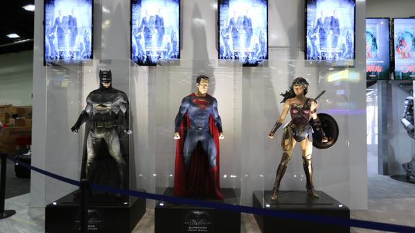 SDCC2015 - Batman Vs Superman - O Alvorecer Da Justiça  Confira fotos de tudo que está rolando 39-min