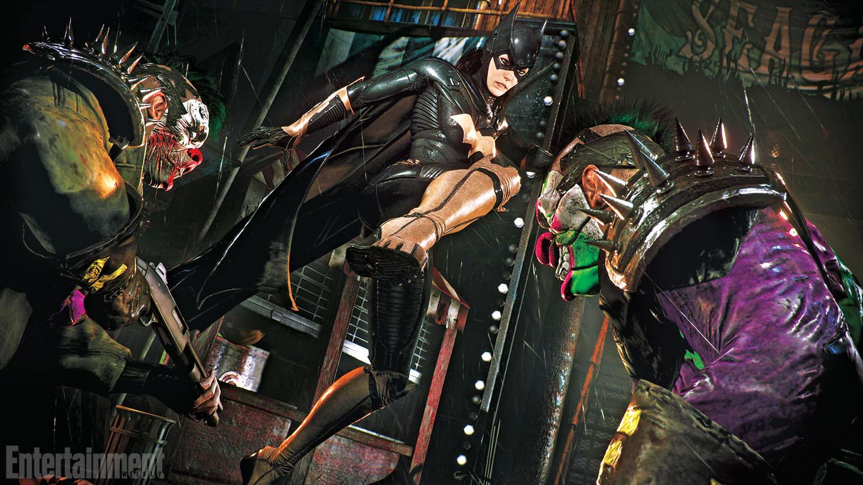 Batman: Arkham Knight   Batgirl confronta o exército do Coringa em nova expansão