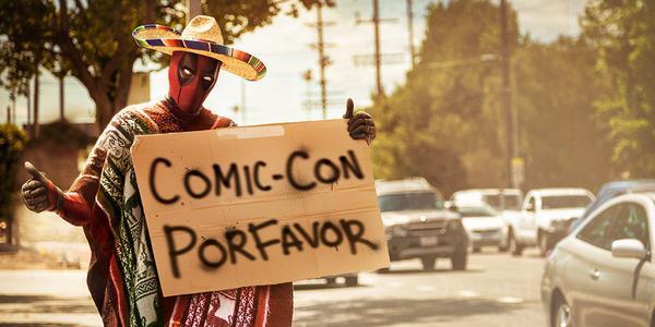 Deadpool | Novas imagens mostram o elenco de apoio e a estrada rumo a SDCC