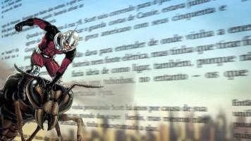 Homem-Formiga – Inimigo Natural | A formiga é um dos seres mais fortes do mundo