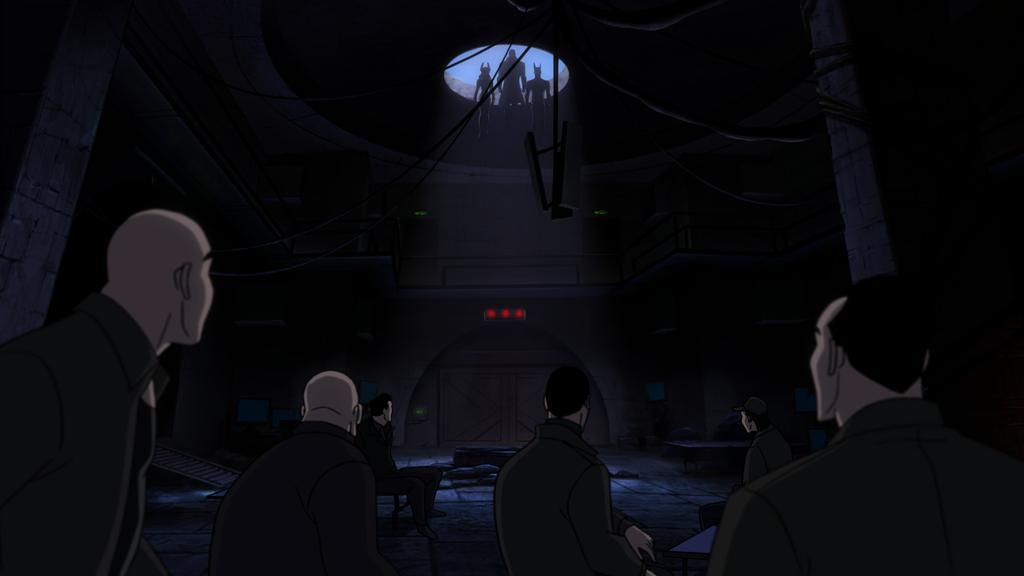 Liga da Justiça: Deuses e Monstros (2015) | Uma animação divergente e madura