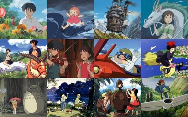 """""""Mostra Hayao Miyazaki"""" gratuita começa hoje em SP e MG"""