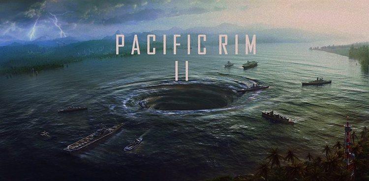 Pacific Rim   Sequencia possui data de produção e titulo