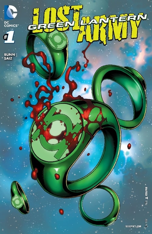 SDCC2015 - DC Comics | Resumo de painel: Mysteries in Space
