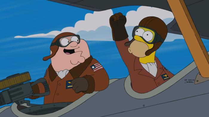 Uma Família da Pesada vs. Os Simpsons | Um crossover de contrastes e semelhanças