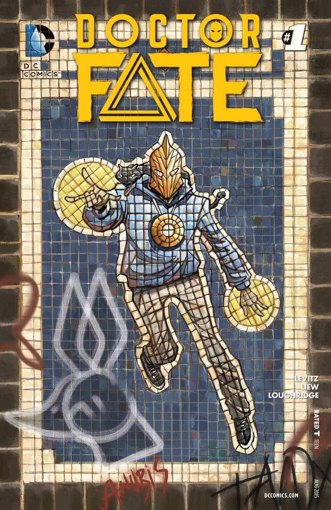 HQ do Dia | Doctor Fate #1
