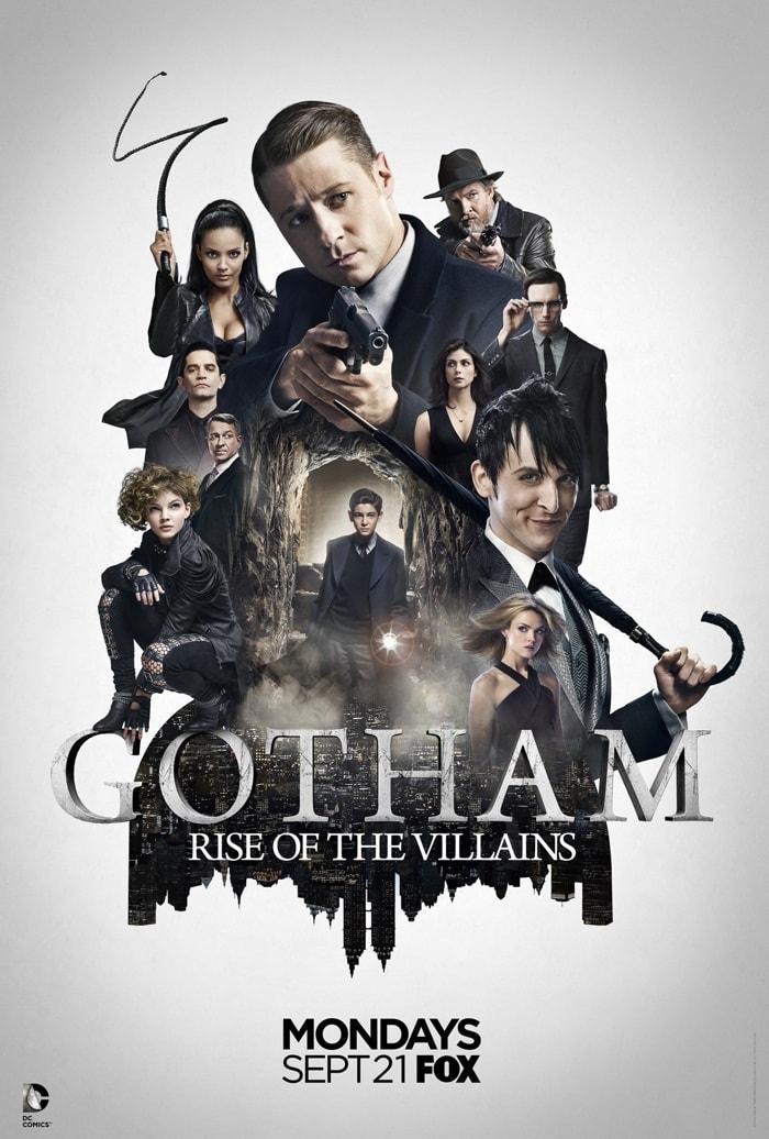 Gotham  Fotos oficiais e mais!