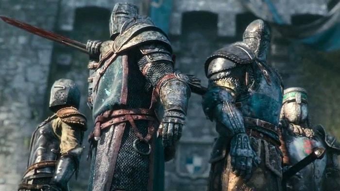 Liberado vídeo com gameplay do novo título da Ubisoft For Honor! (1)-min