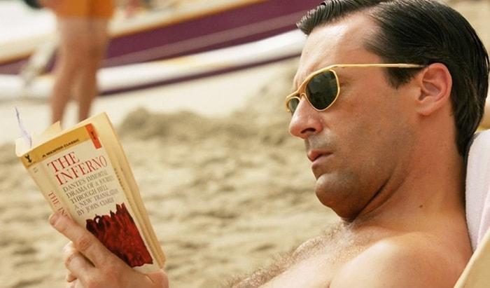 Os livros em Mad Men (10)
