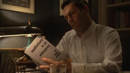 Os livros em Mad Men (7)