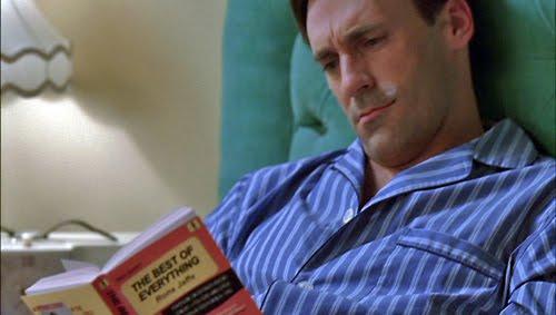 Os livros em Mad Men (8)