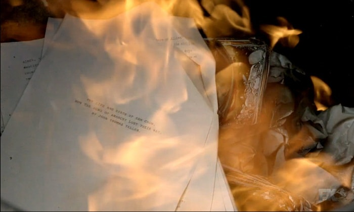 Sons Of Anarchy | Os manuscritos de John Teller - 1ª Temporada