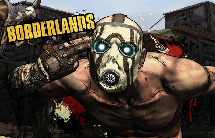 Borderlands está indo para a telonas!