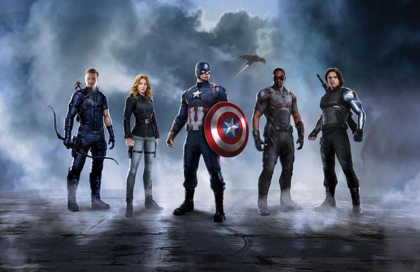 Capitão América: Guerra Civil | Artes conceituais mostram os lados de cada herói