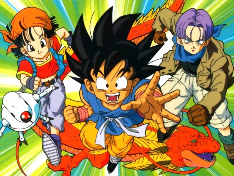 Dragon Ball GT | Ricardo Fábio grava versão completa da música tema