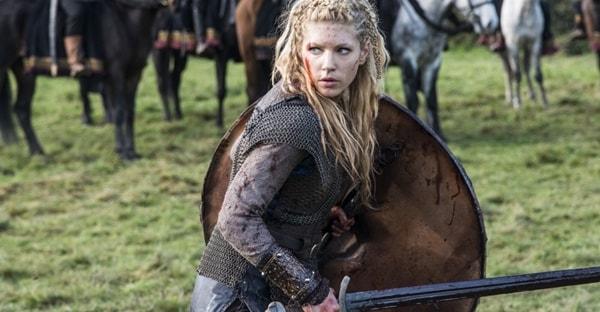 ESPECIAL: VIKINGS | A lenda de Lagertha, a escudeira viking