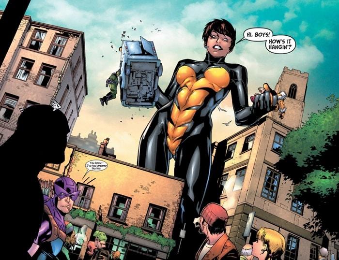 Janet Van Dyne - a heroína que merecia muito mais dos Estúdios Marvel