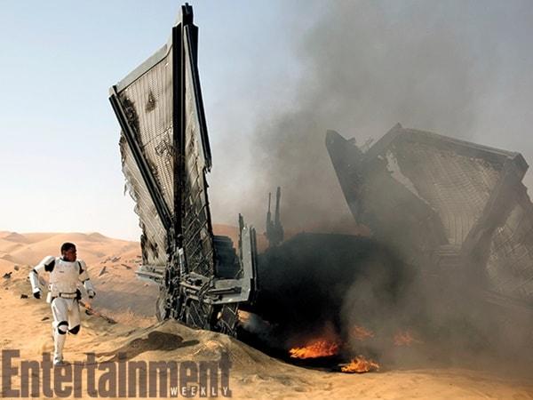 Star Wars: The Force Awakens | 12 novas imagens do filme são divulgadas