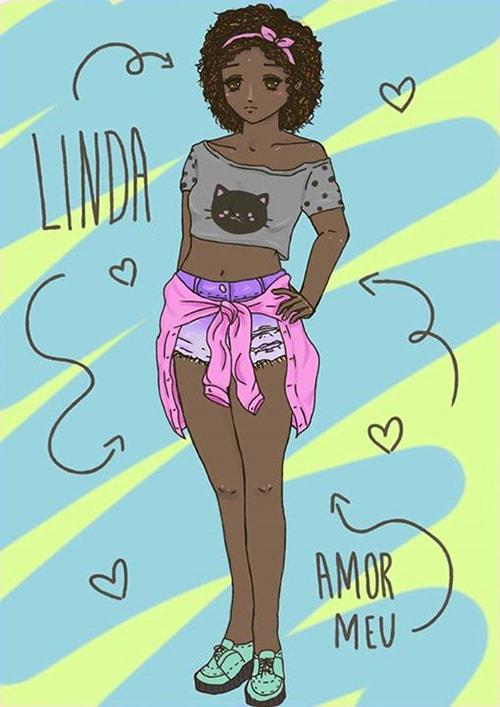 Amor Meu  Entrevista com a equipe responsável pelo dating sim brasileiro (3)