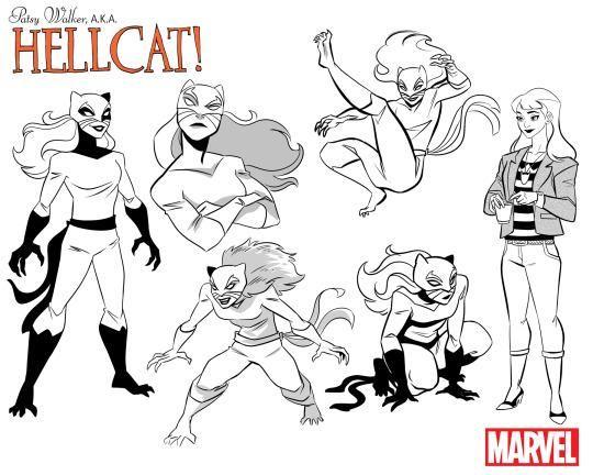 Marvel | Felina ganha HQ solo após Guerras Secretas