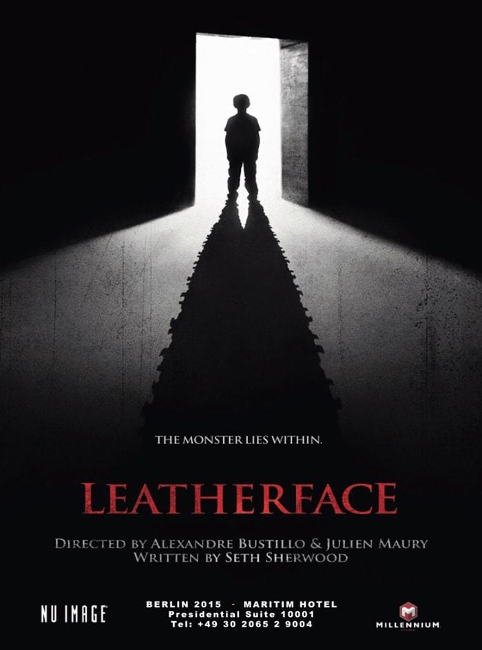 Leatherface  Prequel de O Massacre da Serra Elétrica (1989) ganha novo pôster oficial
