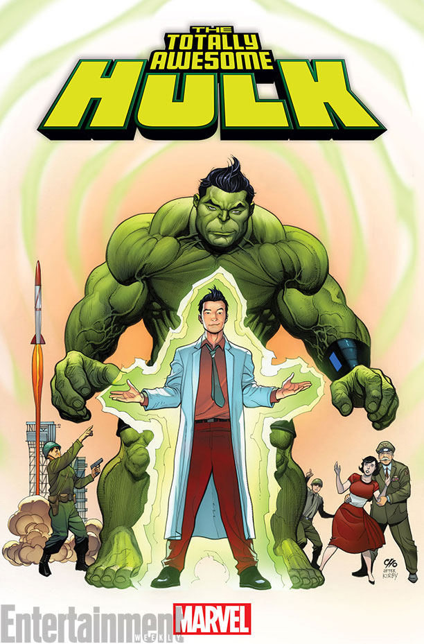 Marvel | Revelada a identidade do novo Hulk