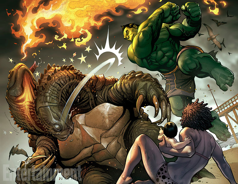 Marvel   Revelada a identidade do novo Hulk