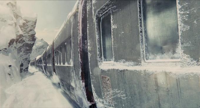 Expresso do Amanhã (2013)   Uma viagem eterna pela repugnante natureza humana