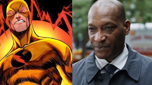 Flash | Tony Todd é escalado para dar voz ao vilão Zoom