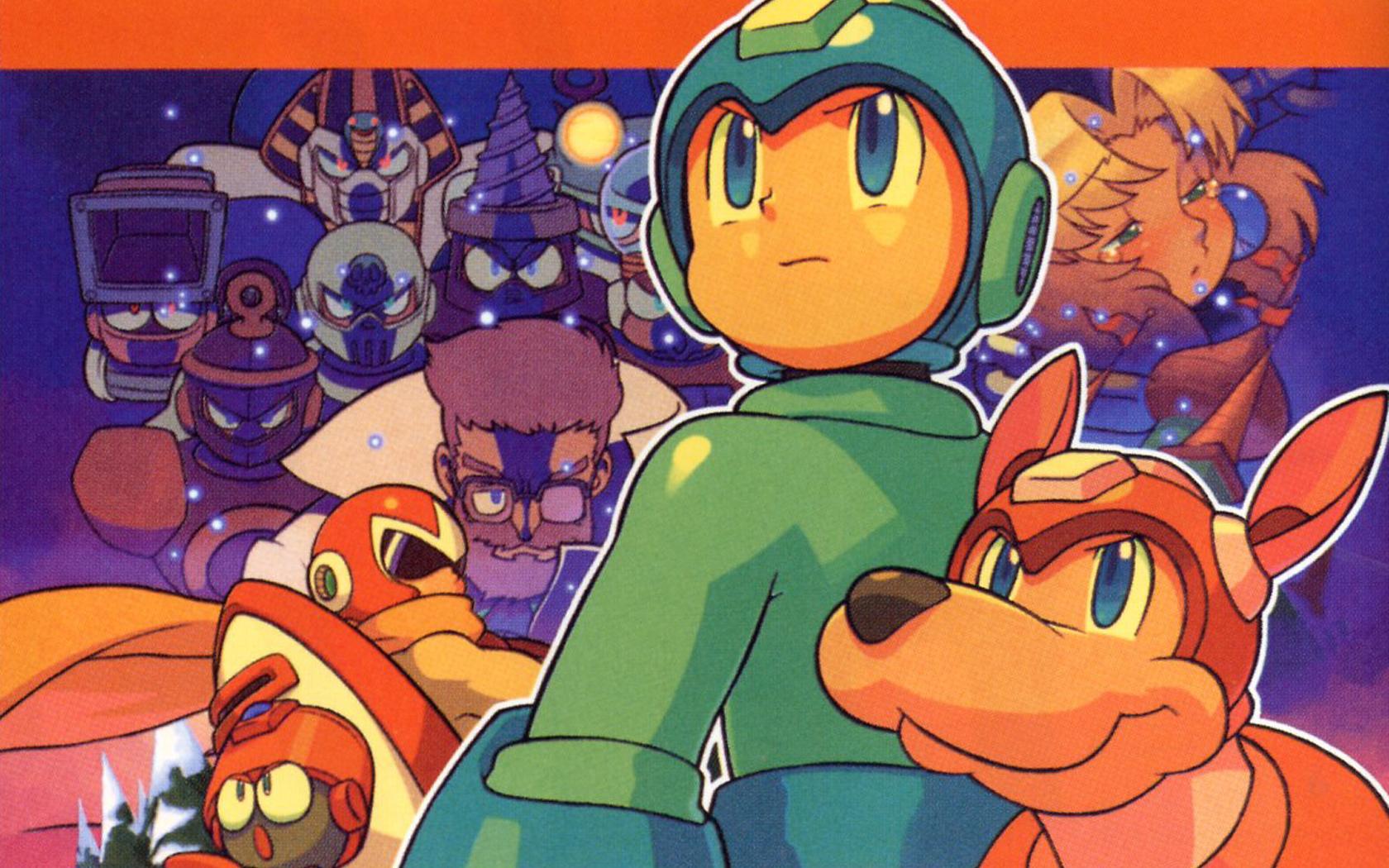 Mega Man | 20th Century Fox está trabalhando em desenvolvimento do filme