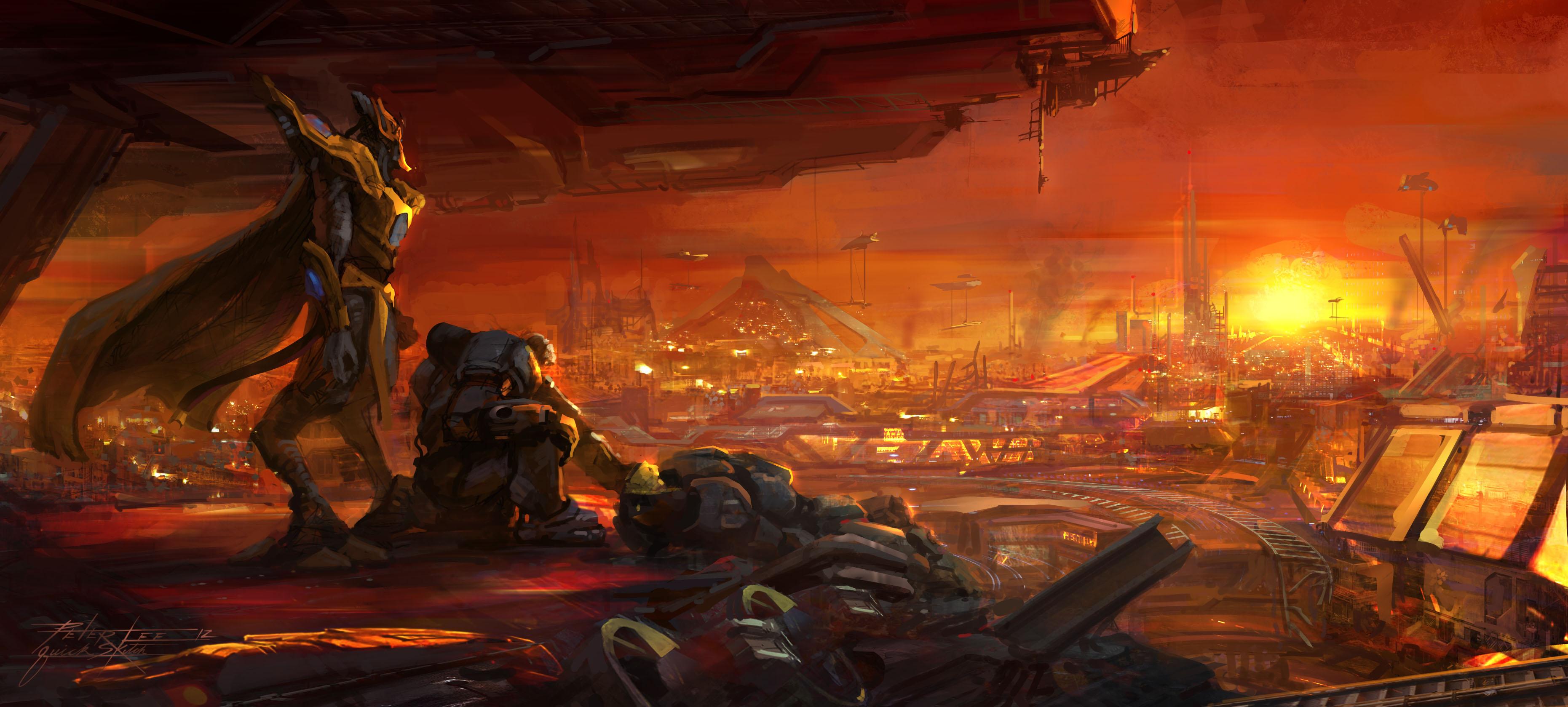StarCraft   Jogo virará livro pelas mãos de escritor de Star Wars