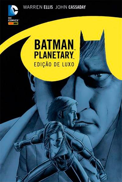 Batman-Planetary